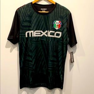 NEW Icon Sports Men's Mexico Jersey